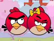 Play Angry Bird Seek Wife on Games440.COM