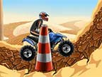 Play ATV Offroad Thunder Game