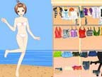 Play Beach Girl on TopFrivGames.COM