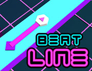 Play BEAT LINE on Games440.COM