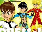 Play Ben 10 Dressup on Games440.COM