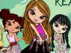 Play Bratz Gettin Ready Game