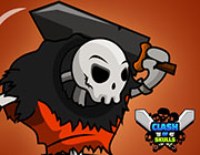 Play CLASH OF SKULLS on Games440.COM
