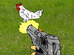 Play Cock Shooter Game