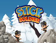 Play FAST STICK SOLDIER on Games440.COM