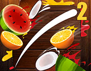 Play FRUIT SLICE 2 on Games440.COM