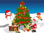 Play Gorgeous Christmas Tree Game
