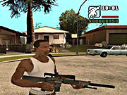 Play Grand theft counter strike Game