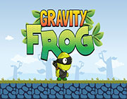 Play GRAVITY FROG on Games440.COM
