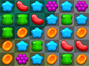 Play Jelly Garden Match3 on Play26.COM