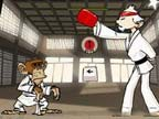 Play Karate Monkey Game