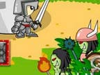 Play Legend Wars Castle Defense Game