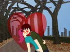Play Outdoor Kissing on Games440.COM