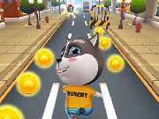 Play PET RUNNER on Games440.COM