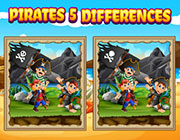 Play PIRATES 5 DIFFERENCES on Games440.COM