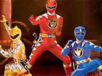 Play Power Rangers Dino Thunder on TopFrivGames.COM