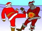 Play Santa Fighter Game