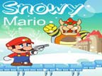 Play Snowy Mario on Games440.COM