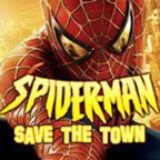 Spiderman save the town