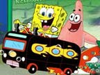 Play Spongebob Bus Rush on TopFrivGames.COM