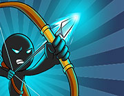 Play STICKMAN ARCHER: MR BOW on Games440.COM