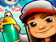 Play Subway Surfer Thunderbirds Game