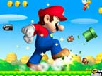 Play Super Mario Bros Flash on TopFrivGames.COM