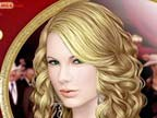 Play Taylor Swift Makeover on TopFrivGames.COM