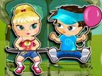Play Too Cute on TopFrivGames.COM