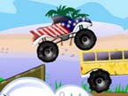 Play Truck Toss Game