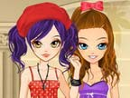 Play Twins of Fashion Game